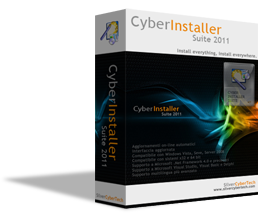 CyberInstaller Suite 2011 box new